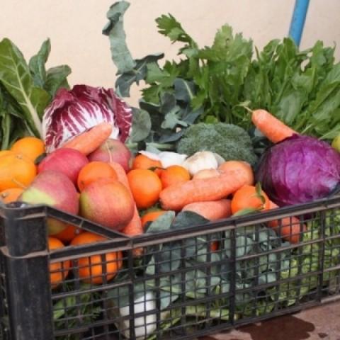 Cassetta Mista Frutta e Ortaggi di Stagione 10 kg