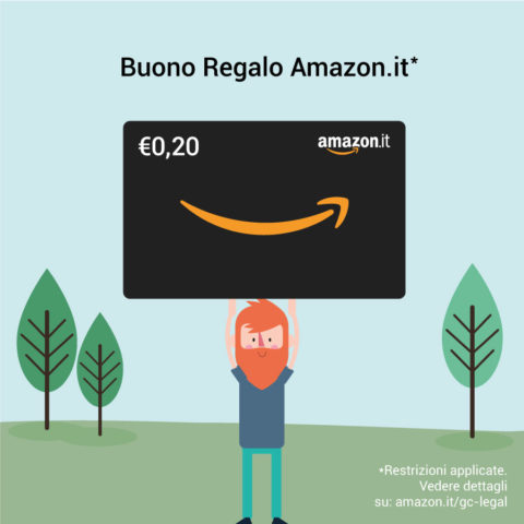 Buono Regalo Amazon.it €0,20