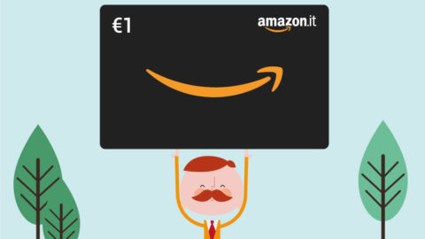 Buono Regalo Amazon.it €1